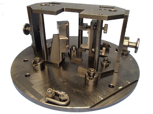 machined assembly