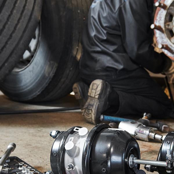 commercial truck repair brakes