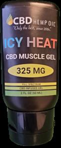 CBD Oil Dayton IcyHeat 325 mg CBD