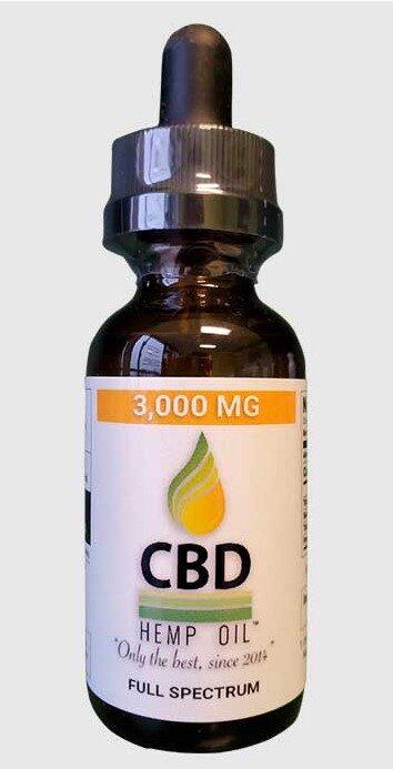 CBD Oil of Dayton 3000 mg