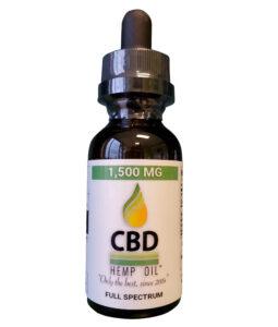 cbd oil of dayton 1500 mg CBD Oil