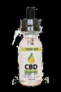 cbd oil of dayton cbd isolate