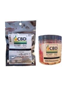 CBD Oil of Dayton cbd gummies malar and jar