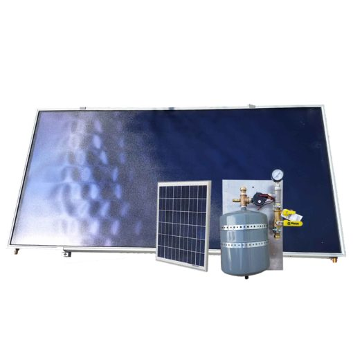 Solar Hot Tub Kit Product Photo for purchase