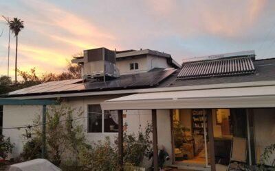 Solar Water Heating Installation Videos