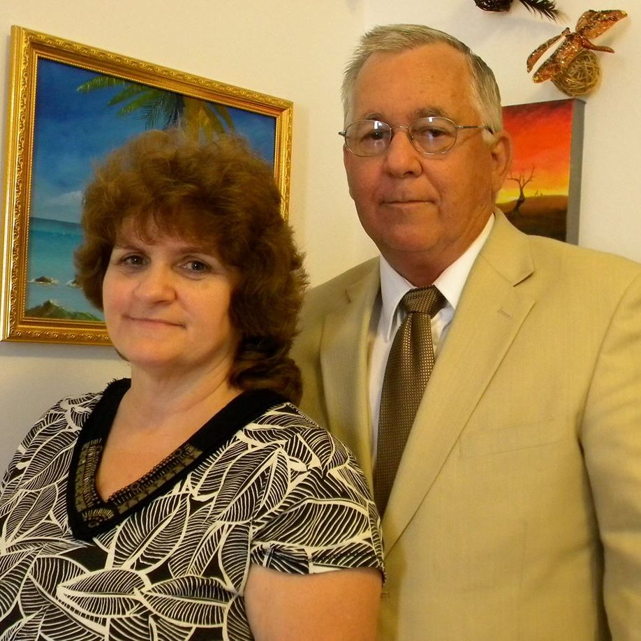 Jerry and Barbara Alford