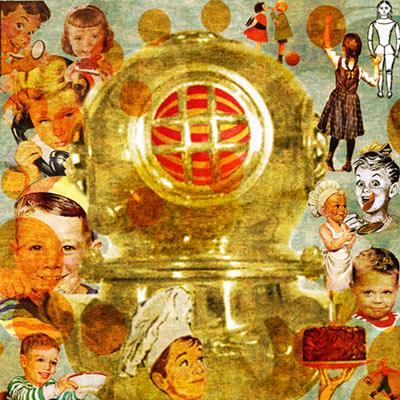 El jardín de los infantes locos y la escafandra de oro