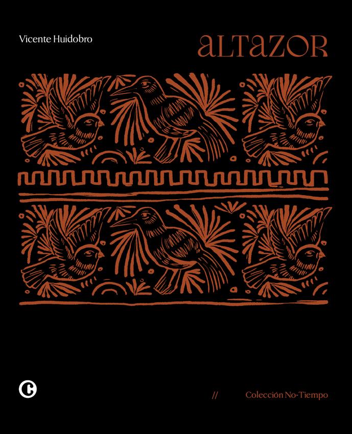 Altazor / Catafixia