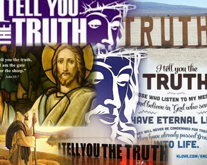jesustruth Collage