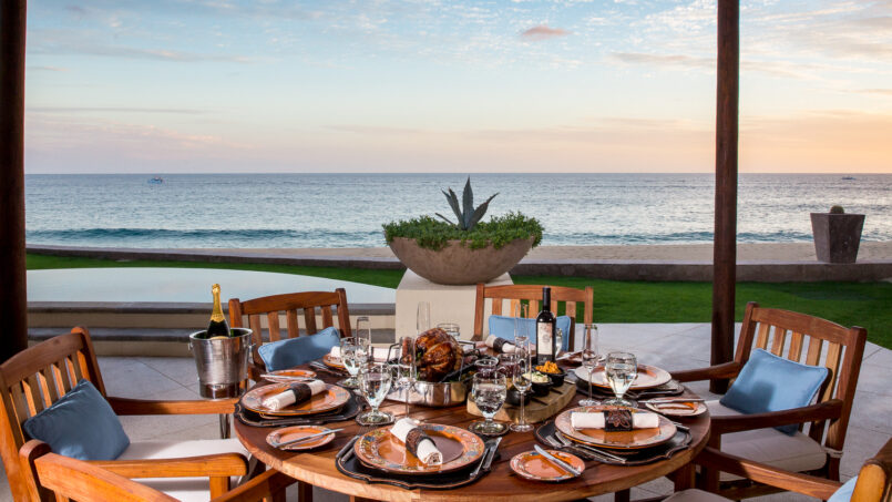 Thanksgiving in Cabo