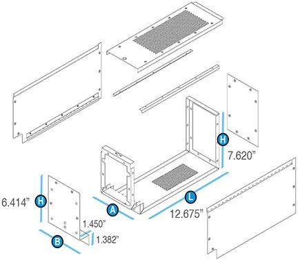 CB-Series Dimensions