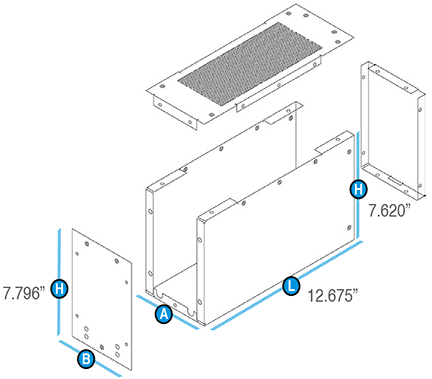 CX-Series Dimensions