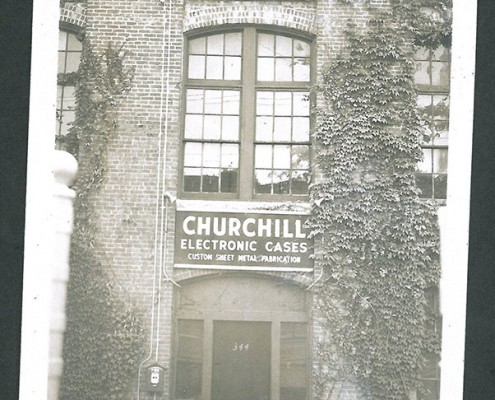 Vintage Churchill