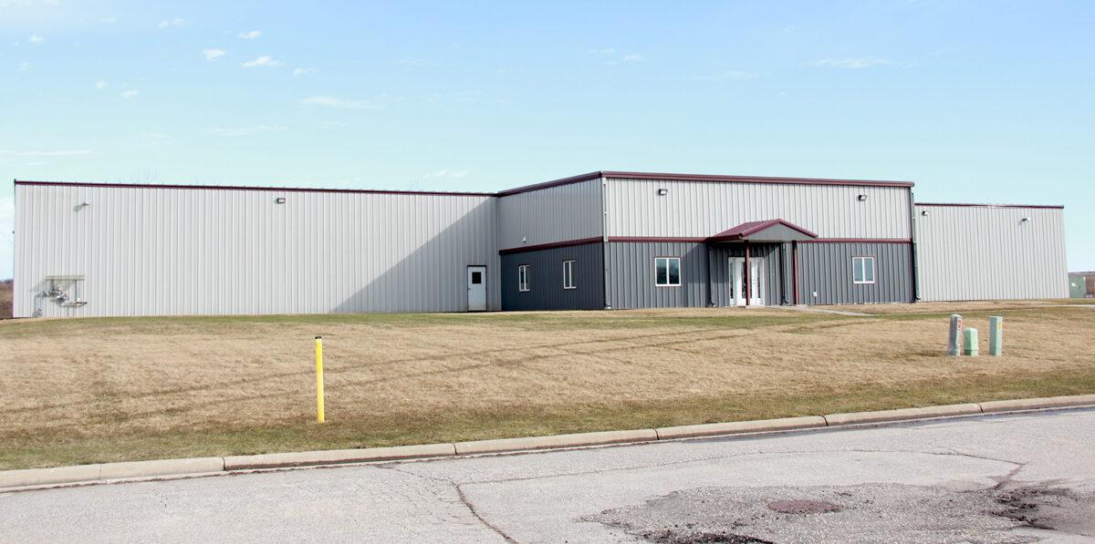 Dexter Warehouse Company Dry Storage Dover Minnesota