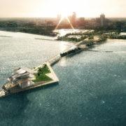 pier aerial