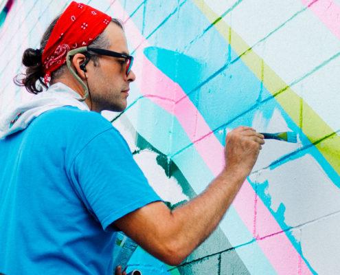Shine painter