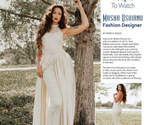 Masha fashion
