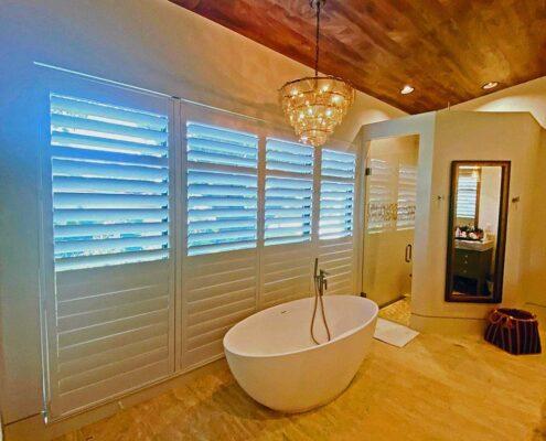 tub blinds
