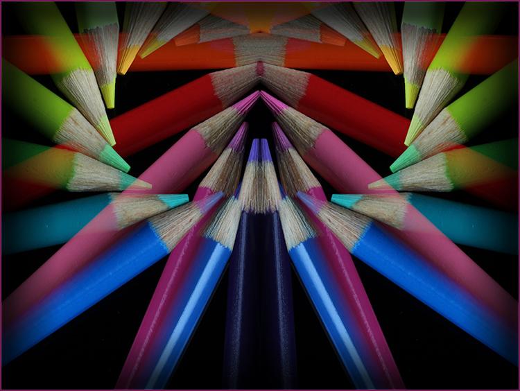 Valerie Interligi - Pencil Abstract