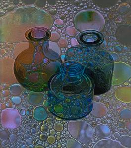 Ellen Gallagher - Bubble Still Life - Creative IOM