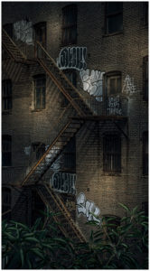 Henry Hernandez - The Urban Jungle - B IOM