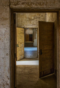 Steve Kessler - Doorway Maze - Salon IOM