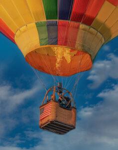 Steven Kessler-s1-Hot Air Lift Off