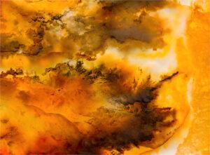 William Brown- Fire & Ice Agate- Creative- 9.5 (IOM)
