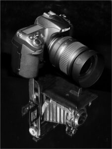 William Brown-Reflection Of Yesteryear-B&W A-9.5 (IOM)