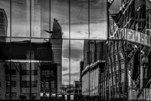 Vin Como-B&W B-City Reflected-9.5 (IOM)