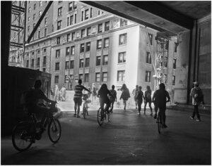 Judi Feinman-B&W S-Out Of The Tunnel-10 (IOM)