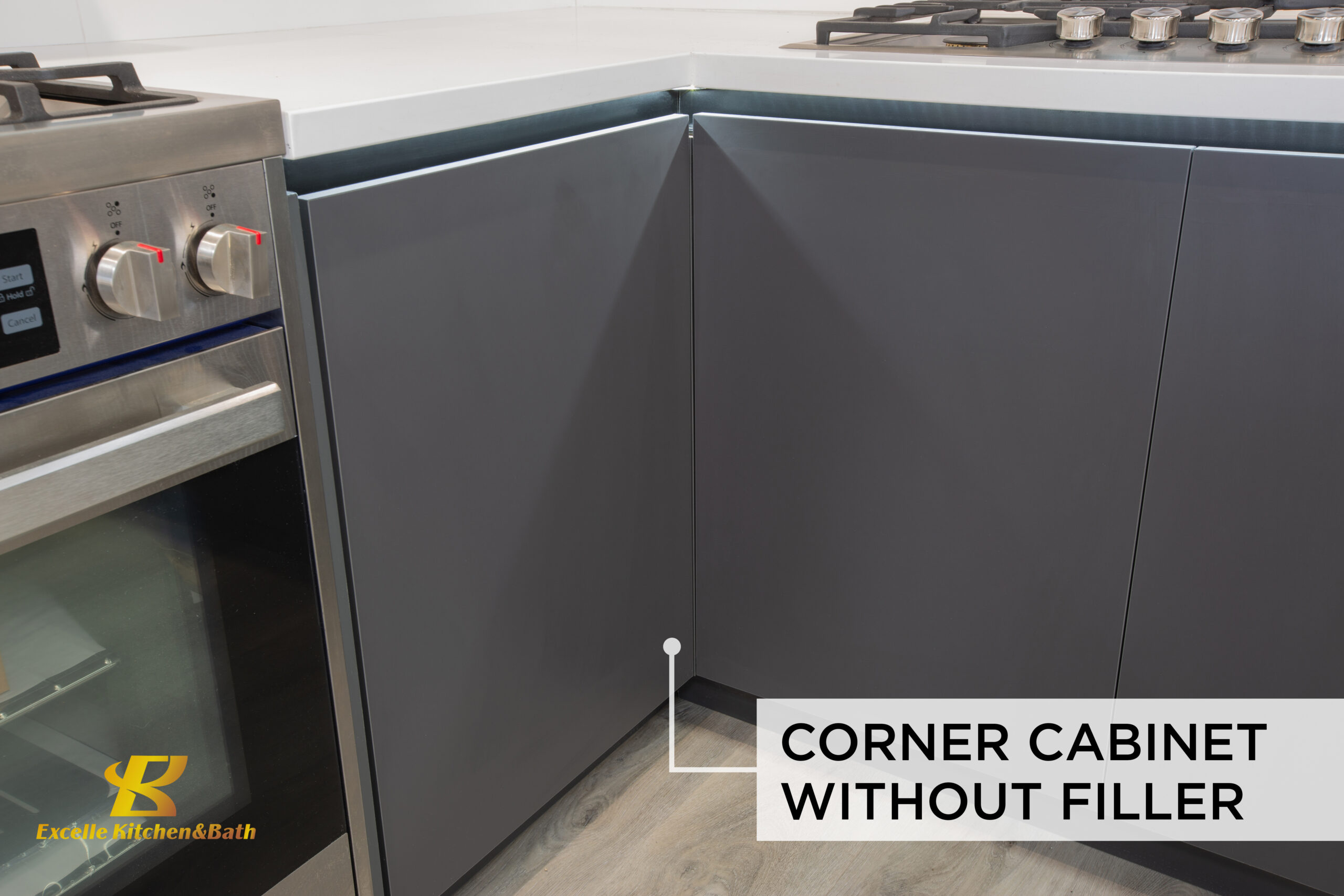 Corner Without Fillers