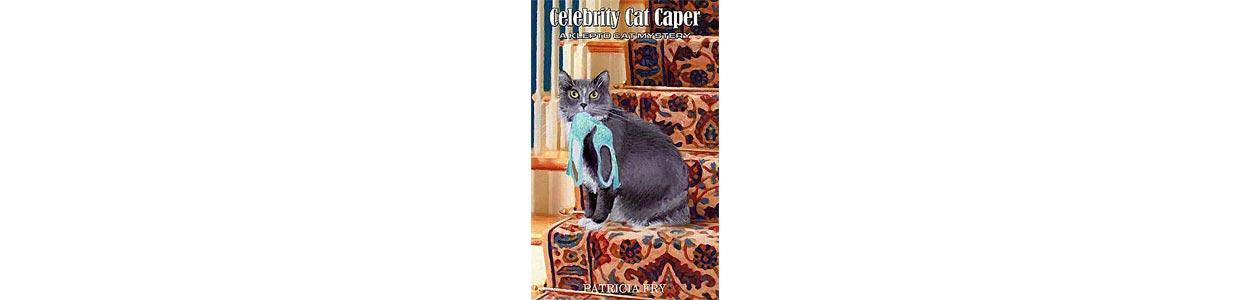 Cwlebrity Cat Caper