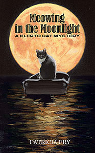 Meowing in the Moonlight