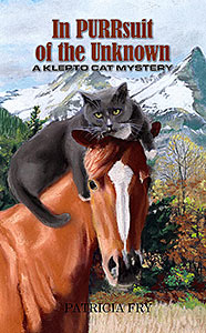 In Purrsuit of the Unknown, Klepto Cat Mystery, Book 49