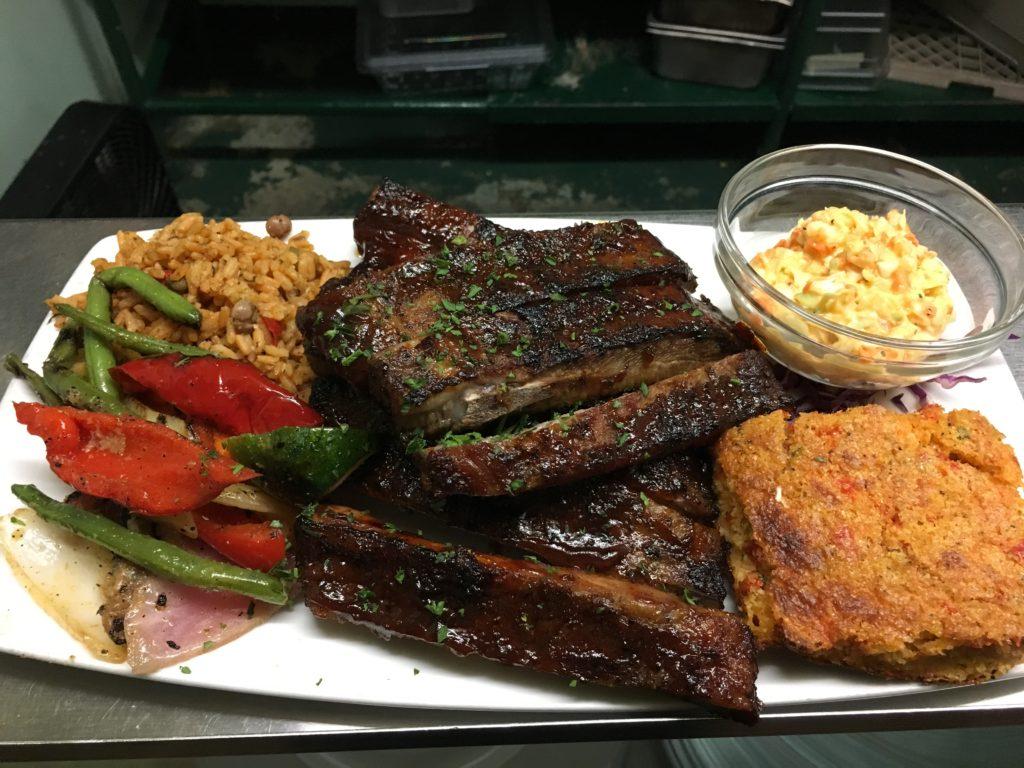 BBQ St. Louis Ribs
