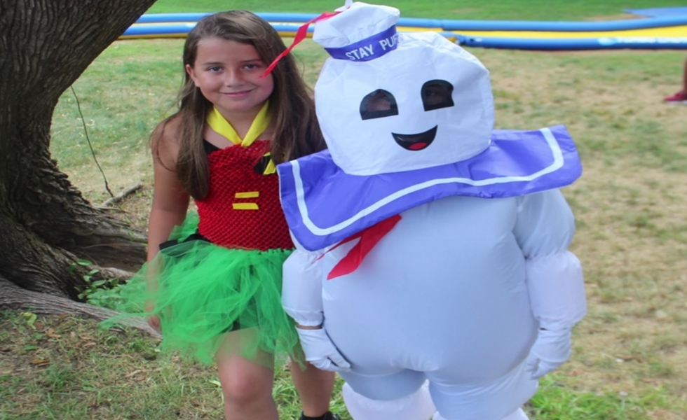 Cedarbrook Day Camp Halloween 2