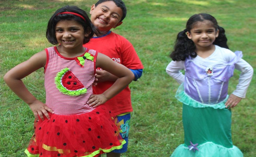 Cedarbrook day camp Halloween