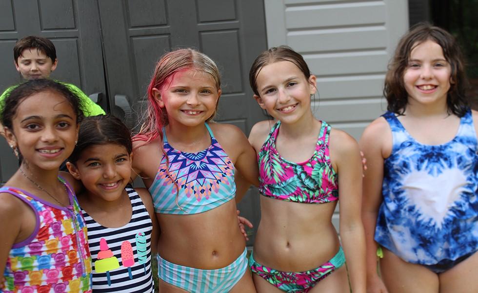 Cedarbrook Day Camp Best Friends