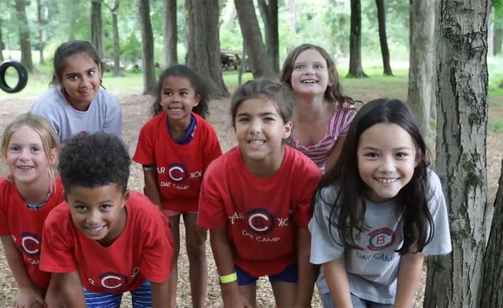 Cedarbrook Day Camp kool kids