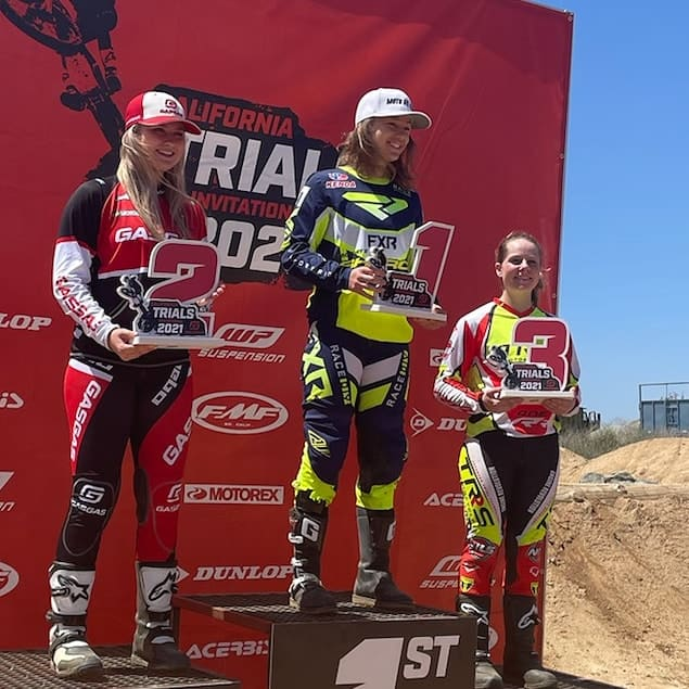 Louise Forsley Defends her California Trials Invitational Championship