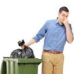 Garbage smelling bad 2