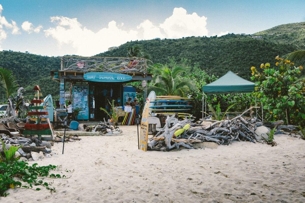 Surf School, British Virgin Islands