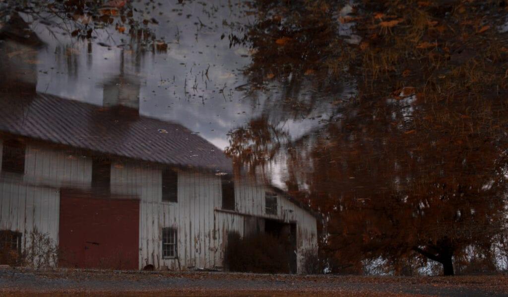 Old Barn Leesburg Virginia