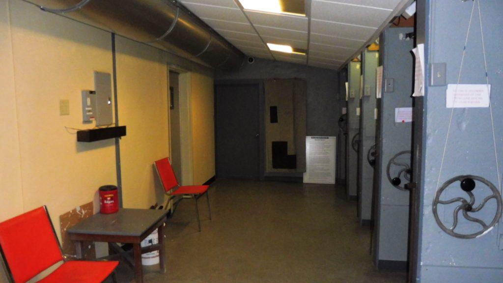 Indoor range - 6 port