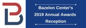 bazelon center's 2019 annual awards reception