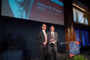 Ira Burnim and Aaron Panner