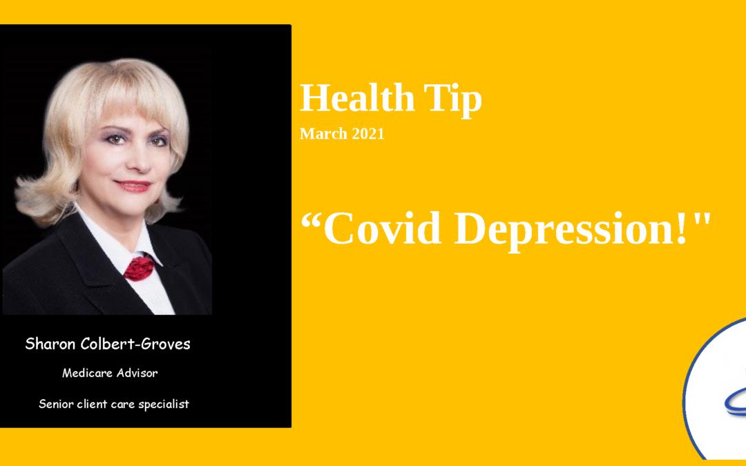 Covid Depression! – 2021
