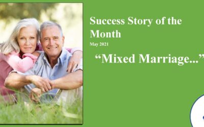 Mixed Marriage… – 2021