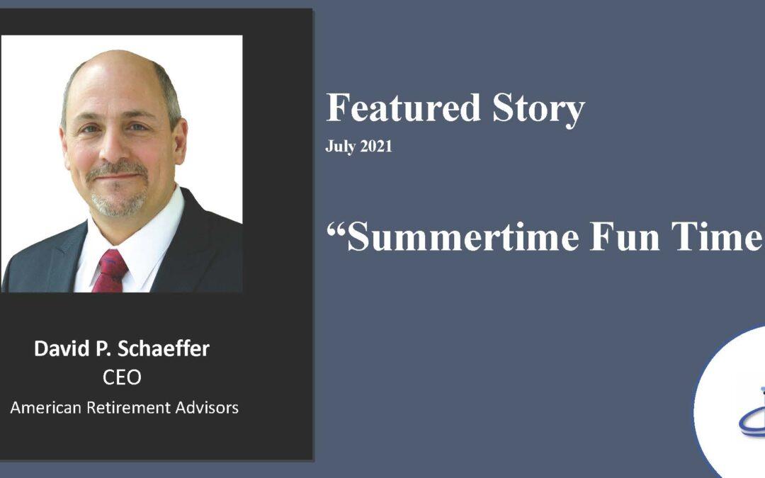 Summertime Fun Time! – 2021